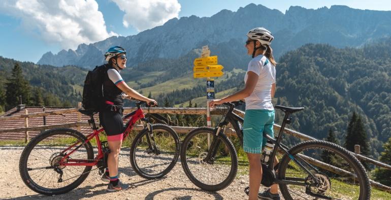 Biken und Radfahren » Kufsteinerland (Tirol)
