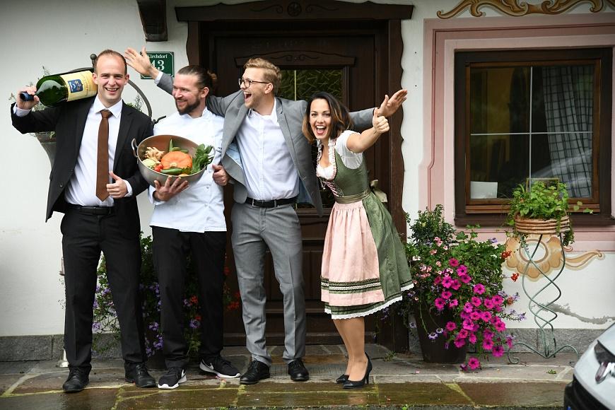 hotel-alpenrose-kufstein-team