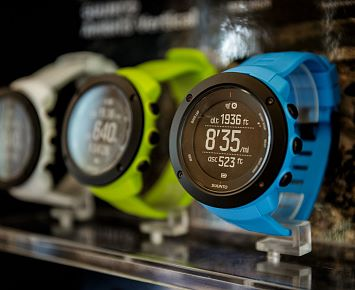 Fitness Tracking beim Trailrunning Camp